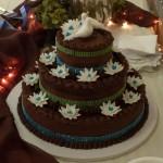 Chocolate Sea-slat Deluxe Cake
