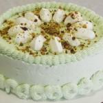 Pistachio Princess Cake