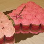 Princess Cupcake Cake-3