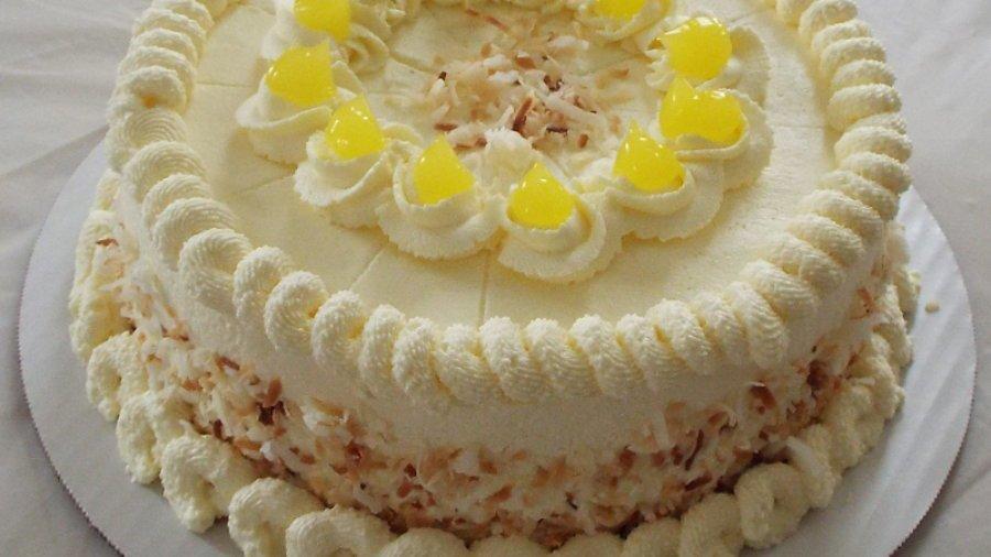 Lemon Lover's Cake