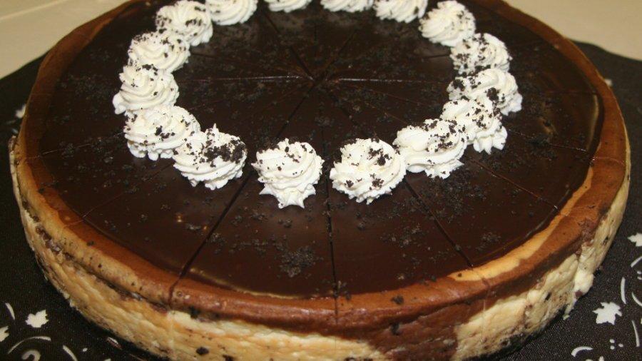 Zeebra Cheesecake